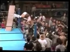 Extreme Wrestling Piledrivers Collection (Japan Woman Edition)--Part 1
