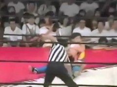 Extreme Wrestling Piledrivers Collection (Japan Woman Edition)--Part 4