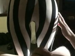 Craigslist Teenager In Spandex Gets Fucked In The Ass