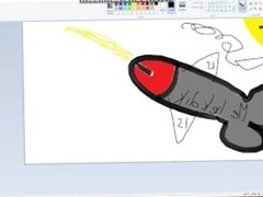 HOW TO DRAW A BIG BLAK KOK IN 5 MINUTES