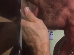Super Thick Mixed Dick 1st Time at Philadelphia Glory Hole
