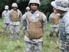 Hot naked gay army men videos military big cock fuck ass boy Jungle plumb