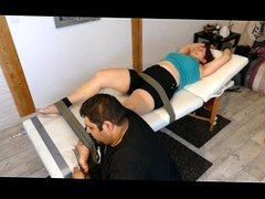 French Feet Tickling - Isabelle 2
