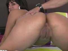 Colombian Babe Juliana Sucks Dick and Gets Fucked On Camster.com