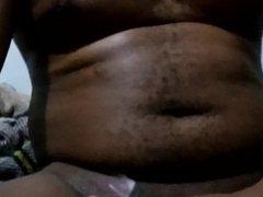 black cock masturbation
