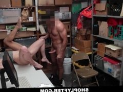 Shoplyfter - Teen Thieves Suck Cock & Get Fucked