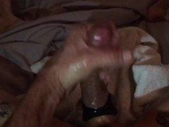 Quick cum shot