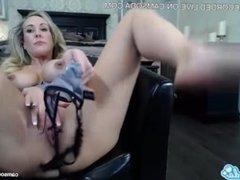 milf brandi love shaking her huge tits and nipples in sexy masturbation vid