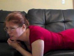 Ticklish Redhead Mature Librarian