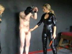 Accept this Ball Kicking Slave