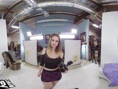 WankzVR - Money Shot - Stella Cox