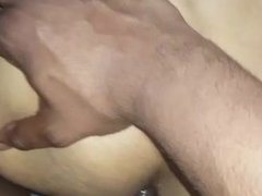 Me getting fucked by a big black dick