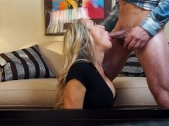 Epic MILF caught cheating Fucks to keep scumbag quiet! (Brandi Love)