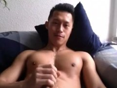Jerking off with cam