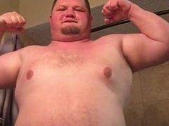 Chub showing off