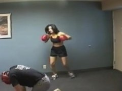 Sports Mixed Boxing