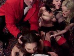 Swingers' Kinky Orgy
