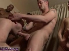 Self movie of massive male cumshots retro