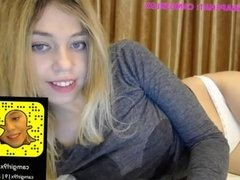 Live-cam-teen show-Snapchat: CamGirl9x