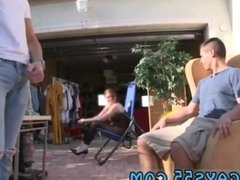 Dick touching public gay movie and boy