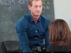 InnocentHigh- Schoolgirl Tricked Into Fucking Teacher