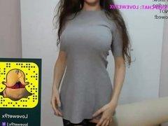 homemade show-Snapchat: LoveWet9x