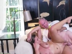 Girl amazing blowjob Ivy impresses with her