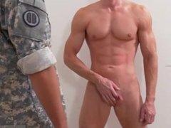 Army man gay porn movie Extra Training for