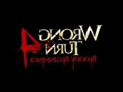 Terra Vnesa Tenika Davis Kaitlyn Leeb - Wrong Turn 4 2011