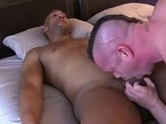 A monster cock inside me