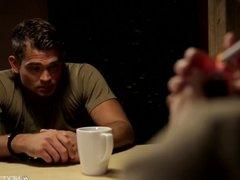 NextDoorBuddies Johnny Torque Interrogating and Dominating
