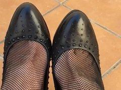 Dangling Shoeplay at home. P.3