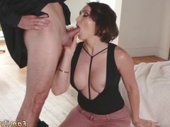 Milf big tits amateur sons boss Auntie To