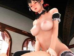 Super Naughty Maid 2 - Scene 4.2