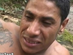 Hot and Sexy Latino Gay Hard Fucking