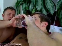 Slow deep anal gay sex  first time
