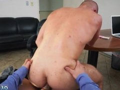 First straight gay sex Keeping The Boss