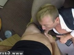 Gay boy cum fisted Groom To Be, Gets Anal