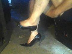 like in heels