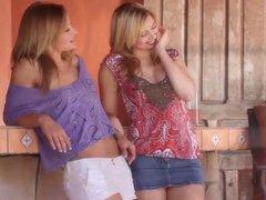 Babes.com - TWICE THE PLEASURE - Alyssa Branch, Molly Bennet