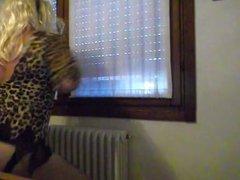 kitty little dance, la gattina balla un po