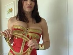 Catching and Humiliating Infamous Panty Thief-Tara Tainton