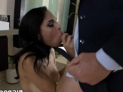 Brutal anal with Adriana Chechik and Rocco