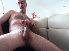 Mark's huge cum shot from a semi :O)