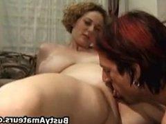 Busty Samantha On masturbation scene