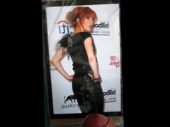 Lindsey Stirling's ass cum tribute 2