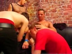Young college gay sex party movie Besides