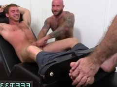 Gay foot sex movie Connor Maguire Jerked &
