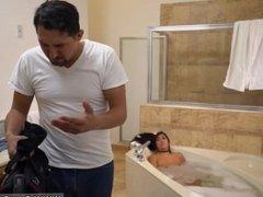 crony's daughters foot slave Lexy Bandera