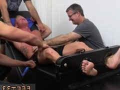 Foot long cock  gay first time Johnny